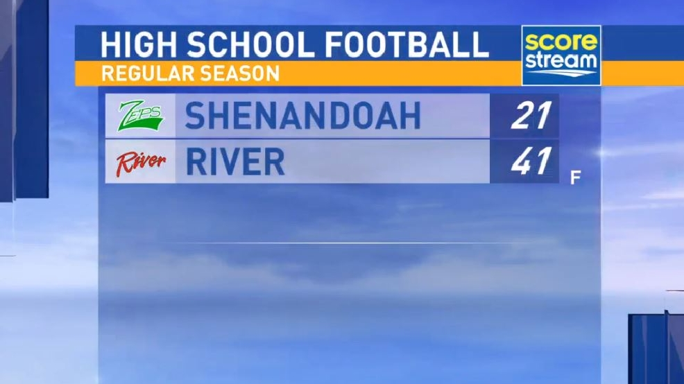 9.2.16 Highlights: Shenandoah at River