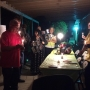 Family, friends gather for candlelight vigil for 5-month-old Tehachapi boy