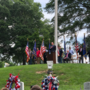 Veterans remember those who have fallen in Danville service