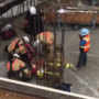 Worker seriously injured after being hit by steel rod at construction site in D.C.