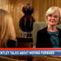 Former first lady of Alabama, Dianne Bentley, speaks on domestic violence