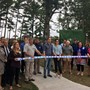 Dozens attend Campbell Community playground ribbon cutting