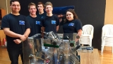 Sutherlin robotics team headed to world competition