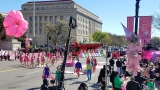 WATCH: The 2017 National Cherry Blossom Parade