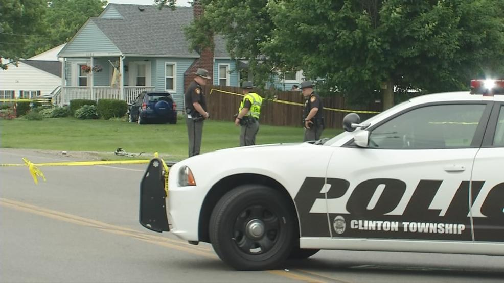The scene on Westerville Road in northeast Columbus where Micah Farabee was struck and killed on June 2. (WSYX/WTTE)