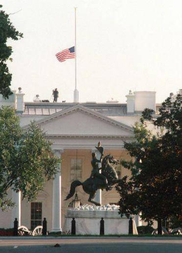 9:43 a.m.: The West Wing of the White House and the U.S. Capitol building are evacuated and closed.